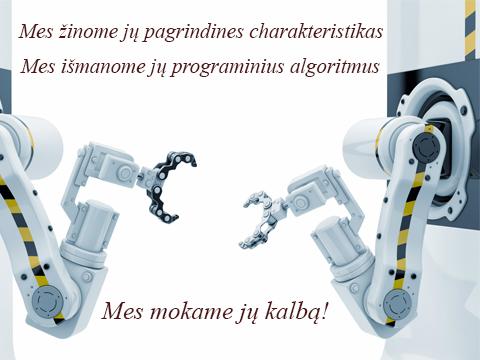 techninis vertimas